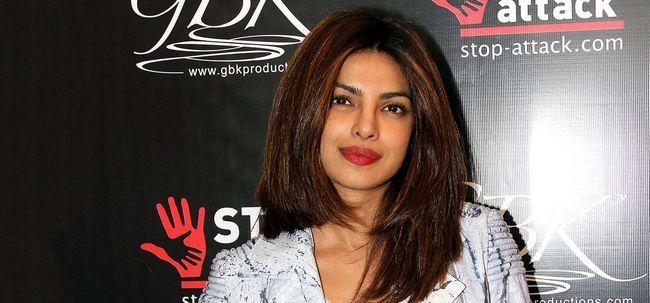 Photos Priyanka Chopra Sans Maquillage
