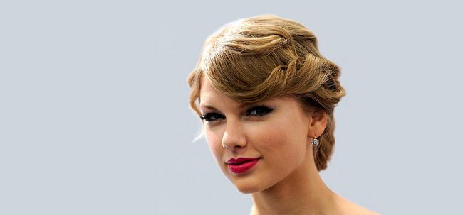 10 superbes coiffures updo taylor swift Photo