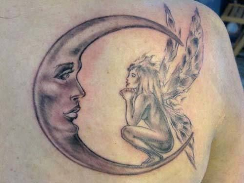 dessins de tatouage elfes
