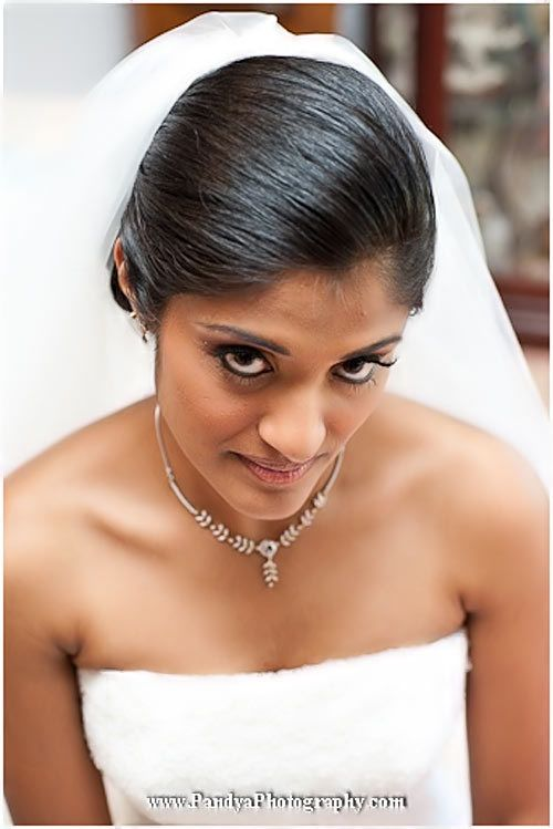 Indian Bride catholique