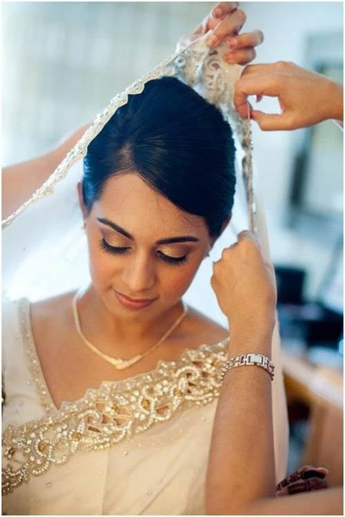 Simple Ismaili mariée