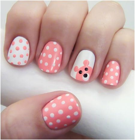 peluche ongles d'ours
