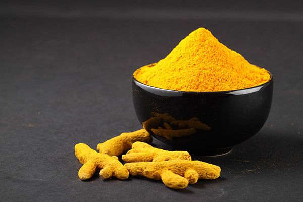 Curcuma Masque facial