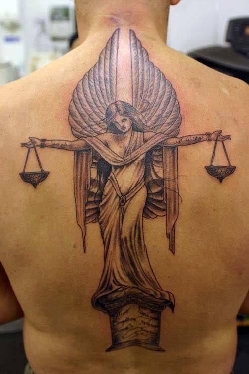 Meilleurs dessins de tatouage ange notre top 10 - Tatouage amour perdu ...