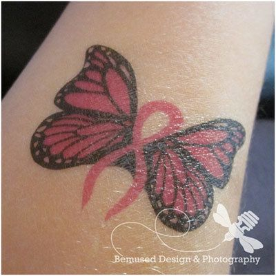 Dessins de tatouage de papillon
