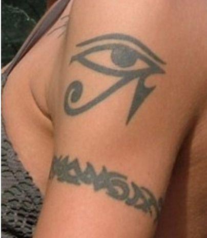 Tatouage oeil egyptien signification - Oeil d horus tatouage ...