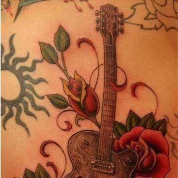 Les Meilleurs Dessins De Tatouage De Guitare Notre Top 10 Des Pics