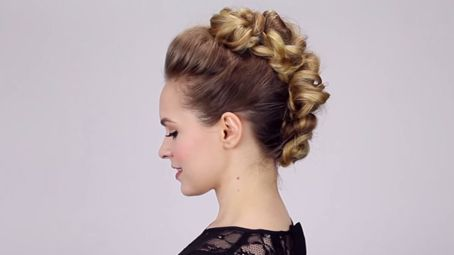 10 Youtube coiffures updo pour vous inspirer Photo