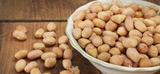 santé beurre de cacahuete