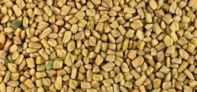Bien-aimé 30 merveilleux avantages de methi / graines de fenugrec pour la  WU02
