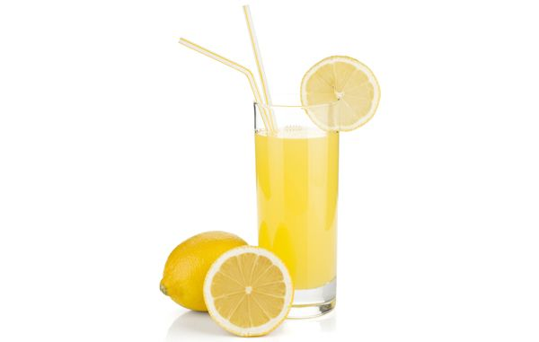 citron bouilli pour purifier le foie