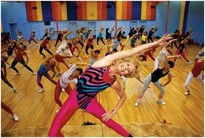 exercices de Jazzercise