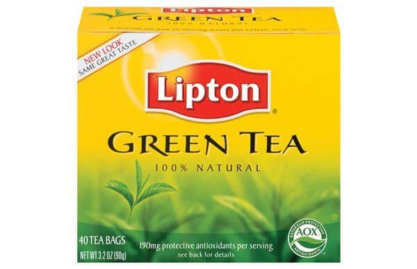 Bien connu Comment utiliser Lipton thé vert pour la perte de poids? WD54