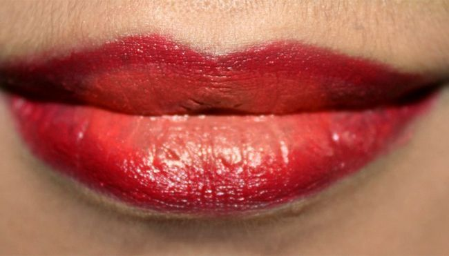 Luscious Lips Ombre Maquillage (6)