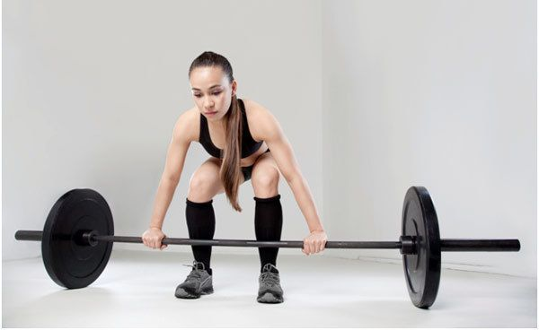 exercices deadlifts