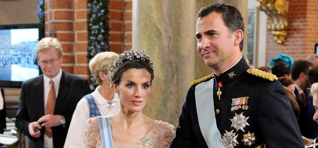 Top 10 des images mémorables de la princesse Letizia Photo