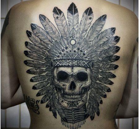 top 10 des dessins de tatouage mexicain. Black Bedroom Furniture Sets. Home Design Ideas