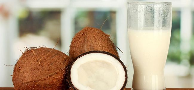 Top 10 des effets secondaires de lait de coco Photo