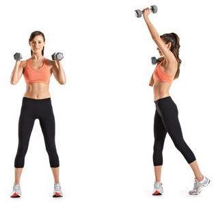 top 10 la formation de poids exercices pour les femmes et