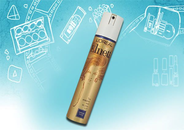 Loreal Paris Elnett Satin Hairspray